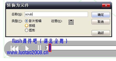 用Flash8制作Flv播放器!(非组件) - 虎哥 - 午老虎网博